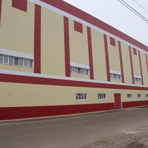 Навесной фасад с утеплителем из проф. листа 2 300x300 - Навесные фасады