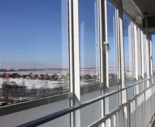 IMG 2657 2 220x180 - Лоджии, остекление балконов