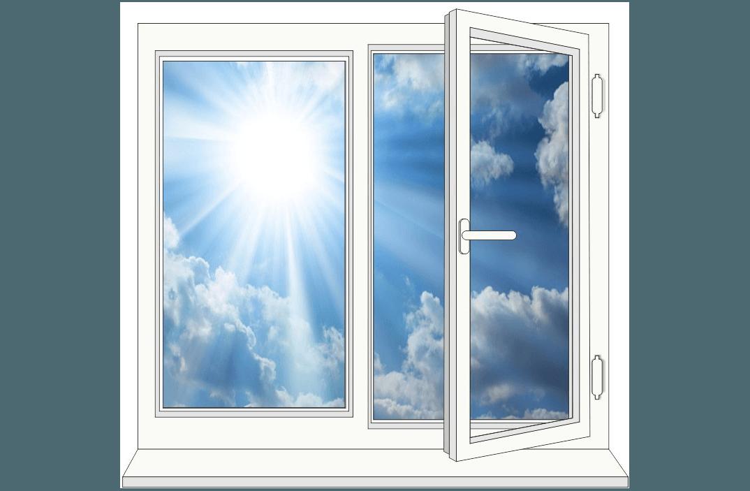 okno 1 - Пластиковые окна - Остекление балконов