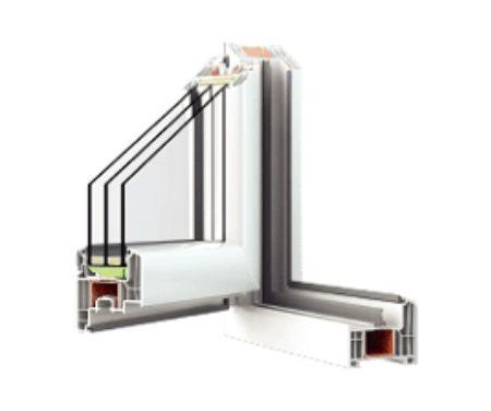 profil 500 - Пластиковые окна - Остекление балконов