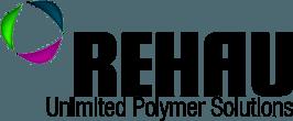 rehau logo - Пластиковые окна - Остекление балконов