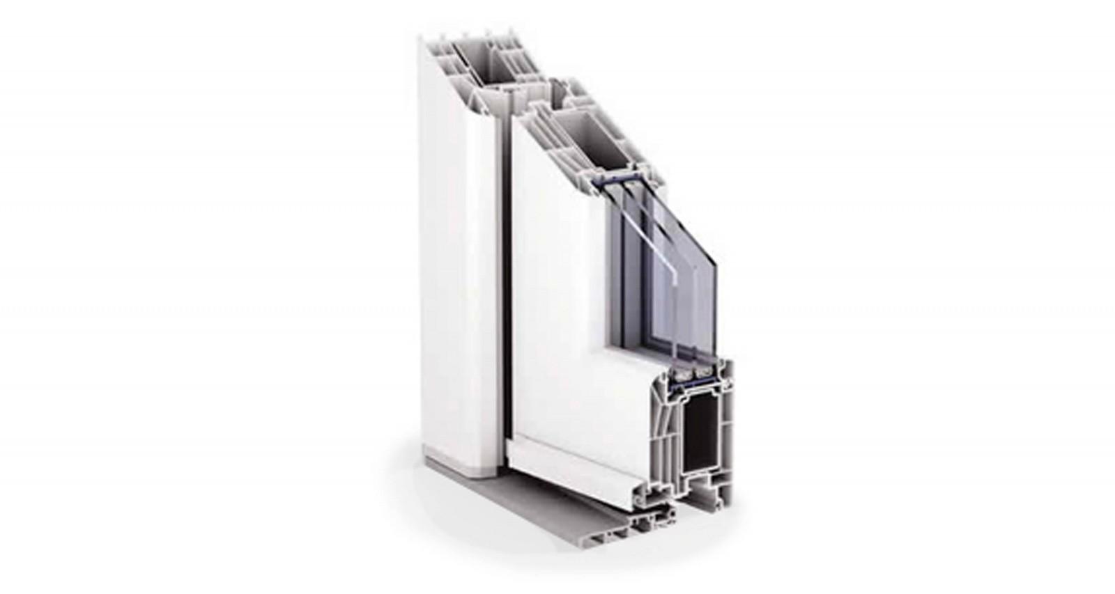 door plast 1 - Двери из алюминиевого профиля