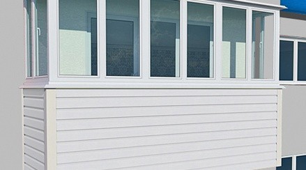 exterior finish pic 2 e1509024610264 - Отделка балкона сайдингом