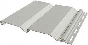 white 300x154 - Отделка балкона сайдингом