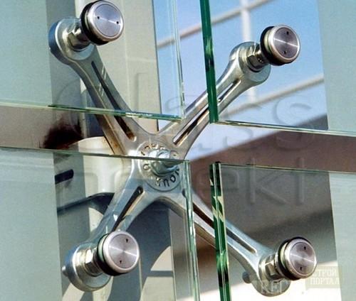 sp2 - Spider-системы фасадного остекления
