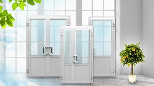 dvery - Окна ПВХ