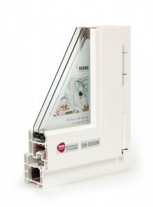 sib design 222x300 - Правила выбора пластиковых окон от REHAU