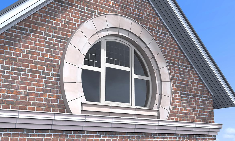 если круглые окна фото домов тесто густовато, это