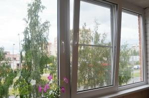 Балконные рамы из ПВХ профиля